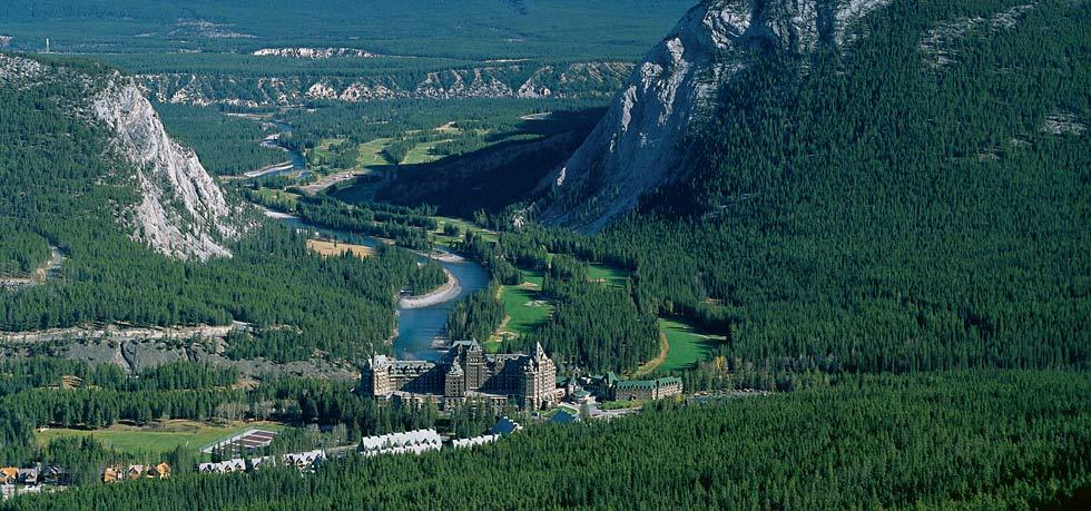 Fairmont Banff Springs 3