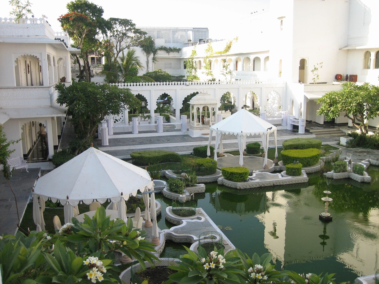 Taj Lake Palace Udaipur 4