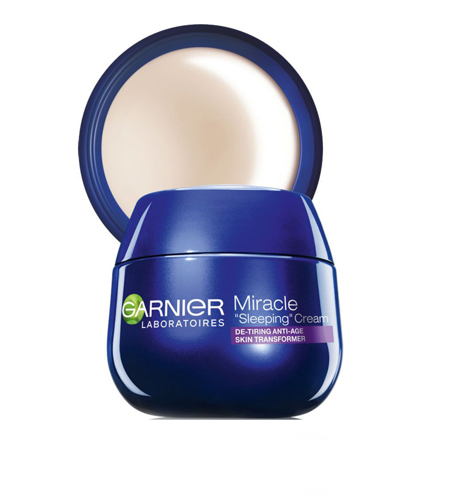 Garnier, Miracle Sleeping Cream