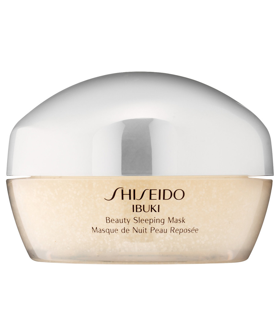 Shiseido, Ibuki Beauty Sleeping Mask