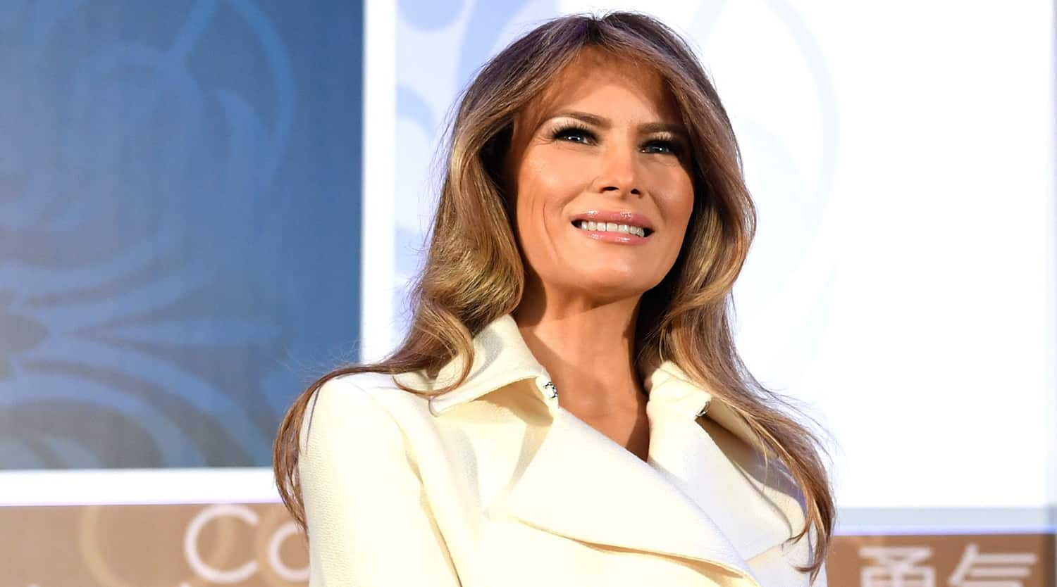 melania trump birthday - HD 1500×834